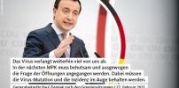 CDU-Vorstand zu Corona: Zahlen entscheiden über Öffnungsschritte