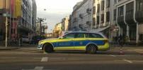 Amokfahrt auf dem Bismarckplatz