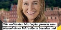 Masterplan Neuenheimer Feld – Zeit für Entscheidungen!