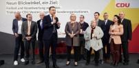 CDU-Grundsatzprogramm: Debatte der Vereinigungen
