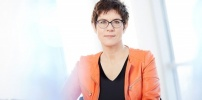 Annegret Kramp-Karrenbauer im Interview mit dem Handelsblatt