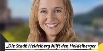 Heidelberg hilft – machen Sie mit!