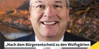 CDU respektiert Ausgang des Bürgerentscheides zu den Wolfsgärten