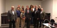 CDU-Fraktionen Leimen und Heidelberg