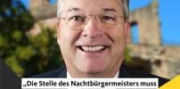 CDU fordert öffentliche Stellenausschreibung zur Findung eines Nachtbürgermeisters