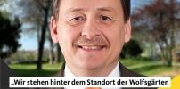 CDU für die Wolfsgärten als Ankunftszentrum